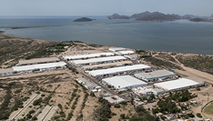 Bella Vista Manufacturing Community in Empalme Sonora Mexico