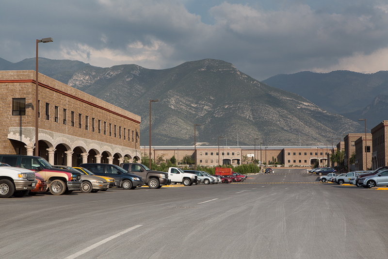 Manufacturing Facilities in Saltillo at the La Angostura Manufacturing Community