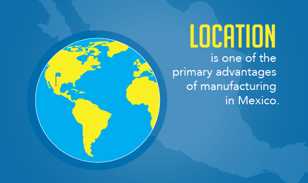 Manufacturing Locations in Mexico