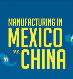 Manufacturing in Mexico vs China