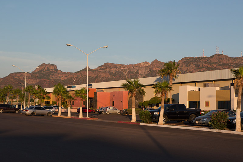 Curbside View of The Roca Fuerte Manufacturing Community