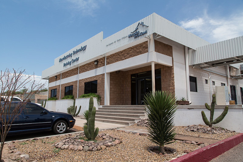 Skills Development Training Center in Mexico at the Roca Fuerte Manufacturing Community in Guaymas